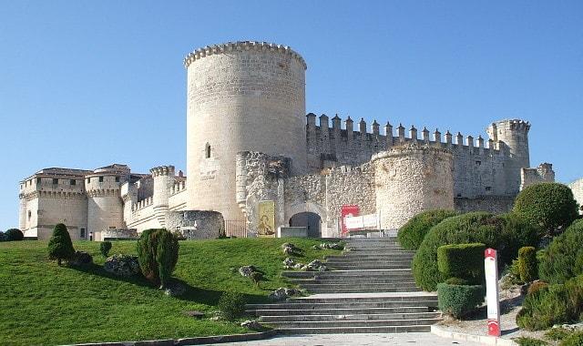 cuellar castle