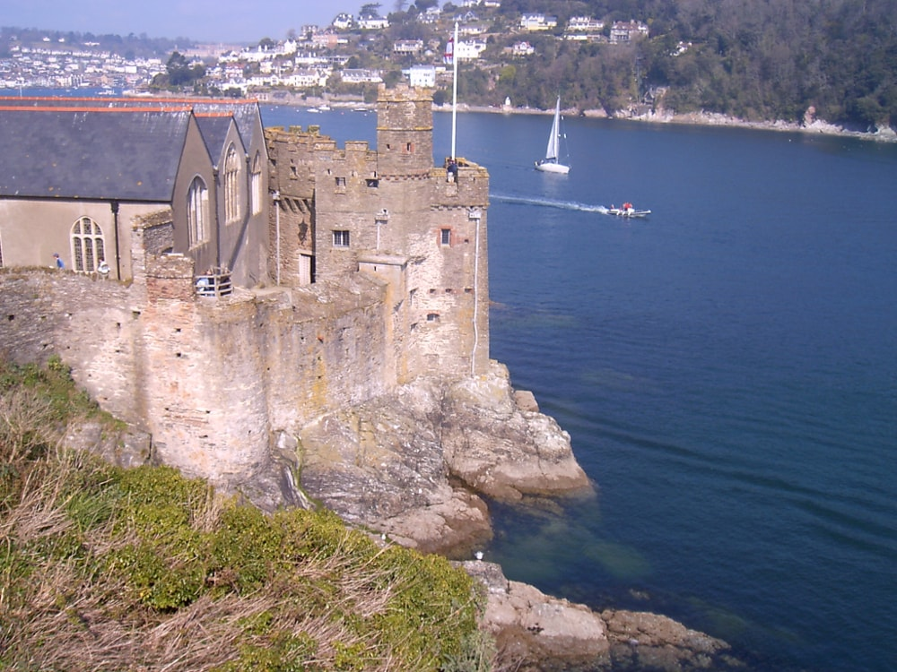 dartmouth castle 1