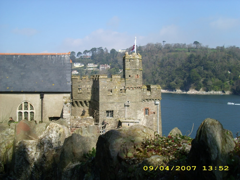 dartmouth castle 2