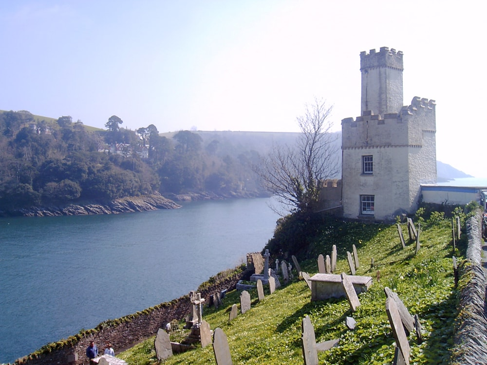 dartmouth castle 3