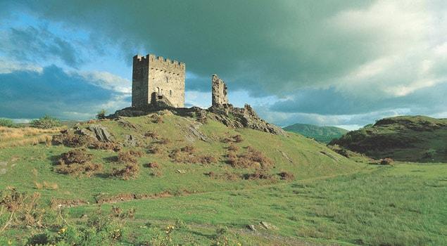 dolwyddelan castle