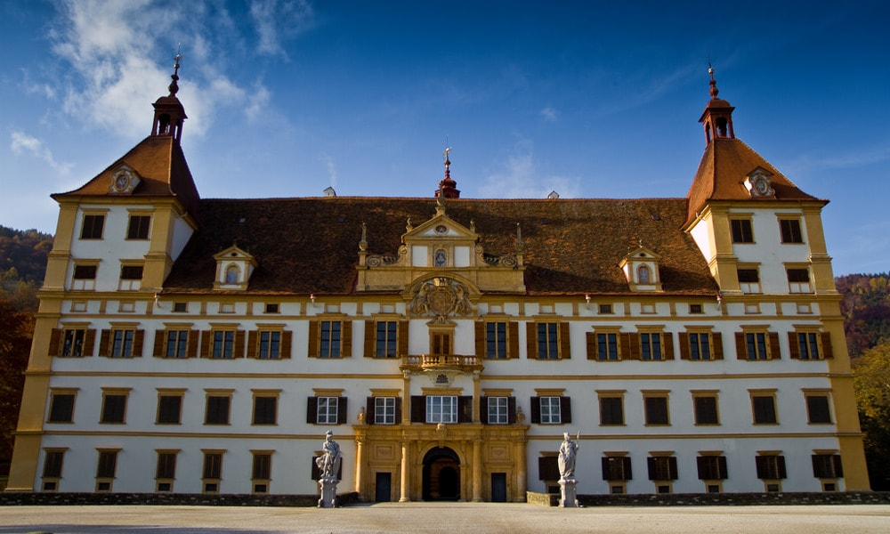 eggenberg palace