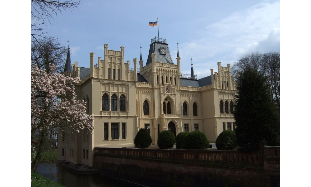evenburg castle
