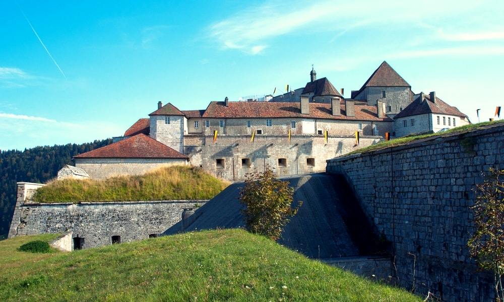 fort of joux