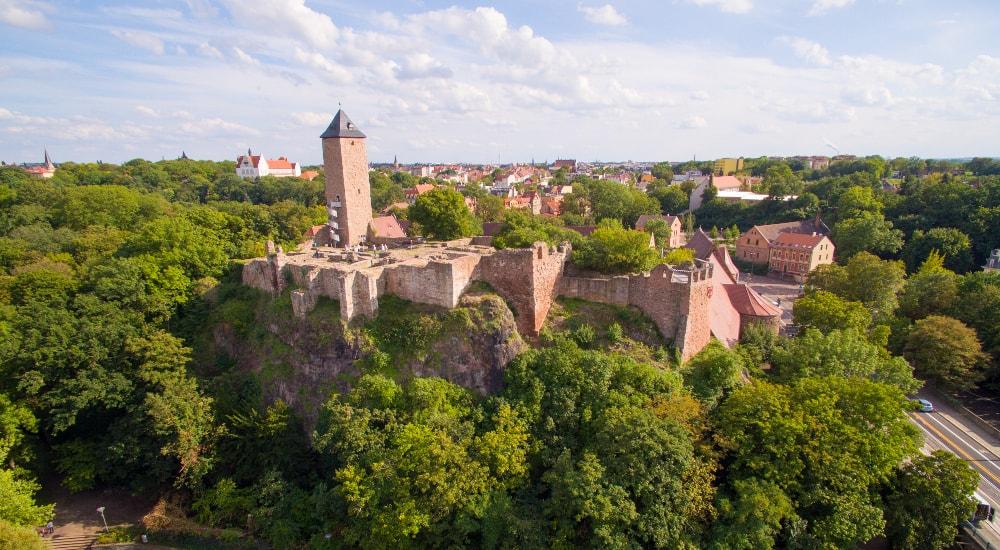 giebichenstein castle