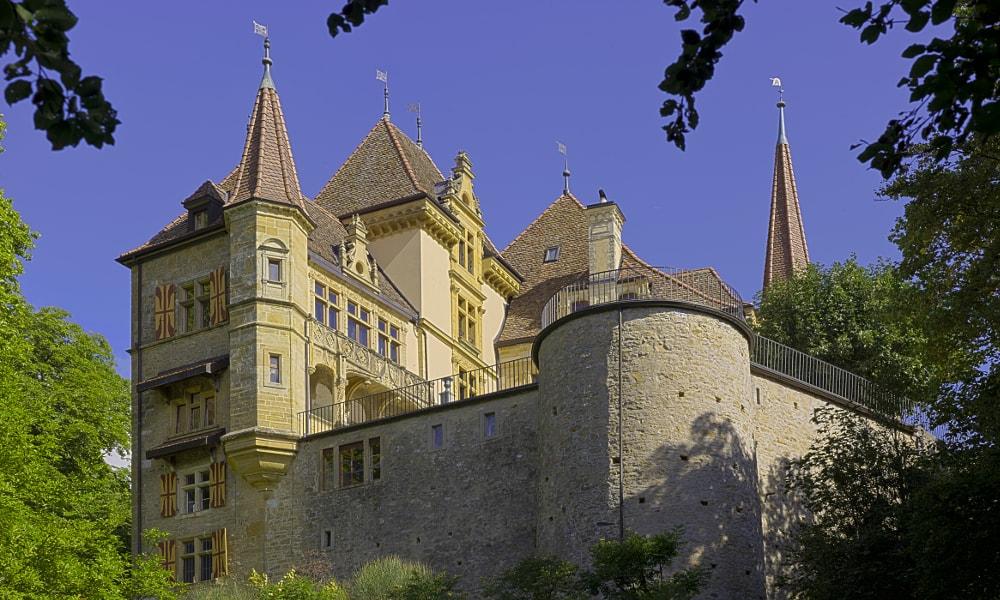 gorgier castle