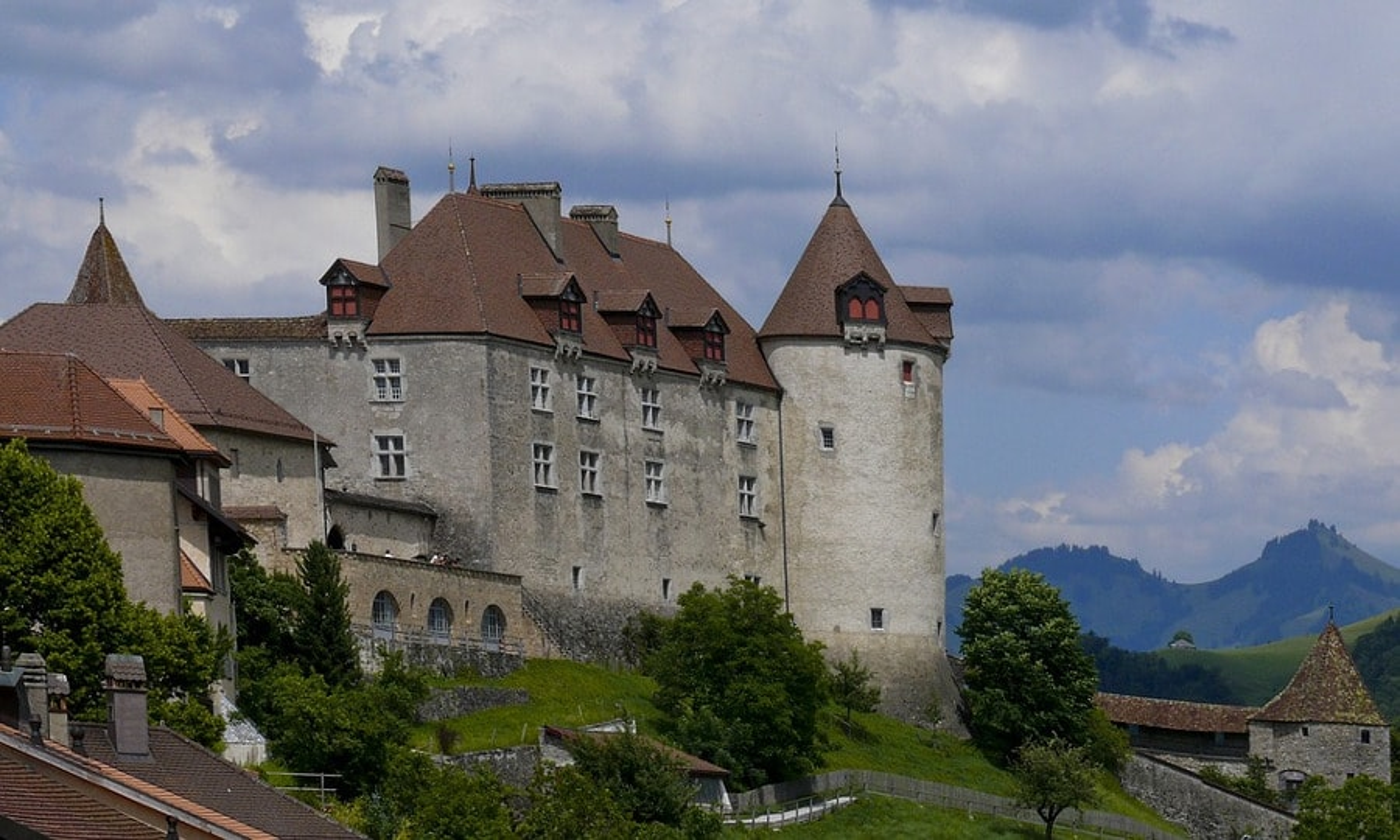 gruyeres castle