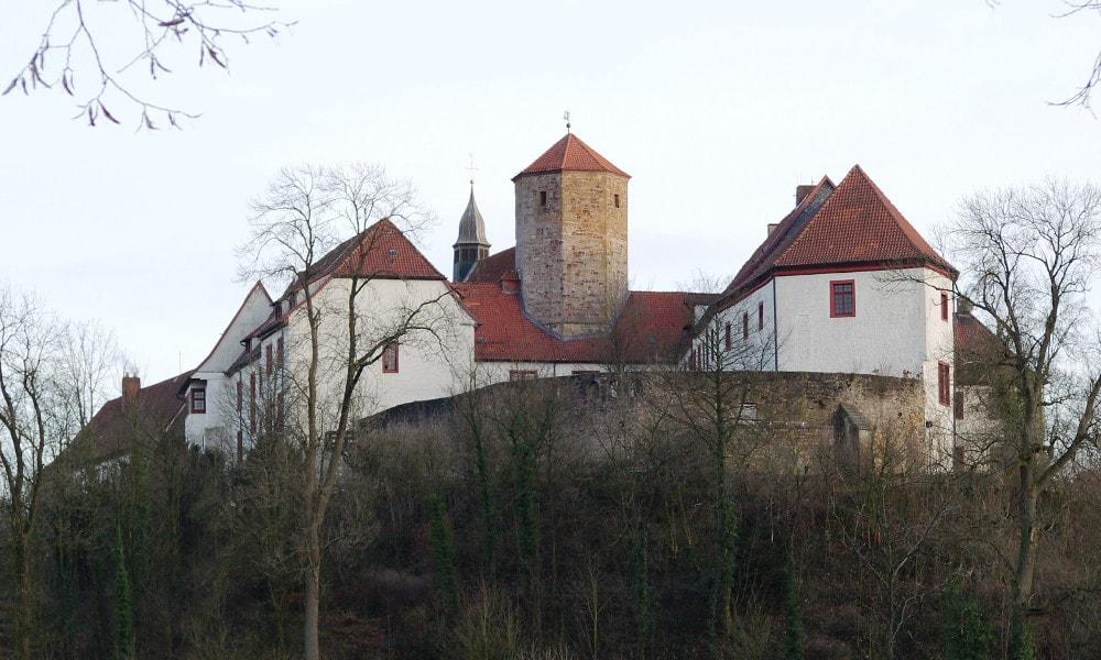 iburg castle