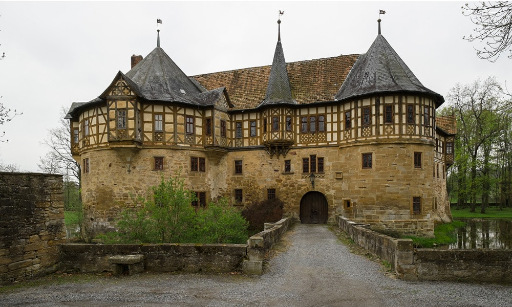 irmelshausen castle