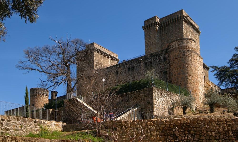 jarandilla castle