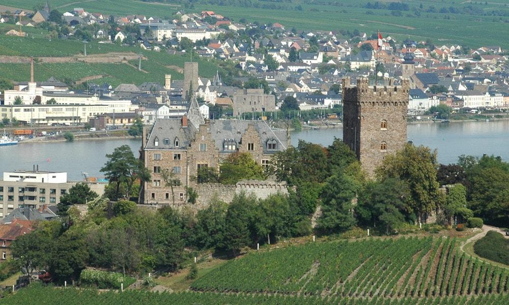 klopp castle