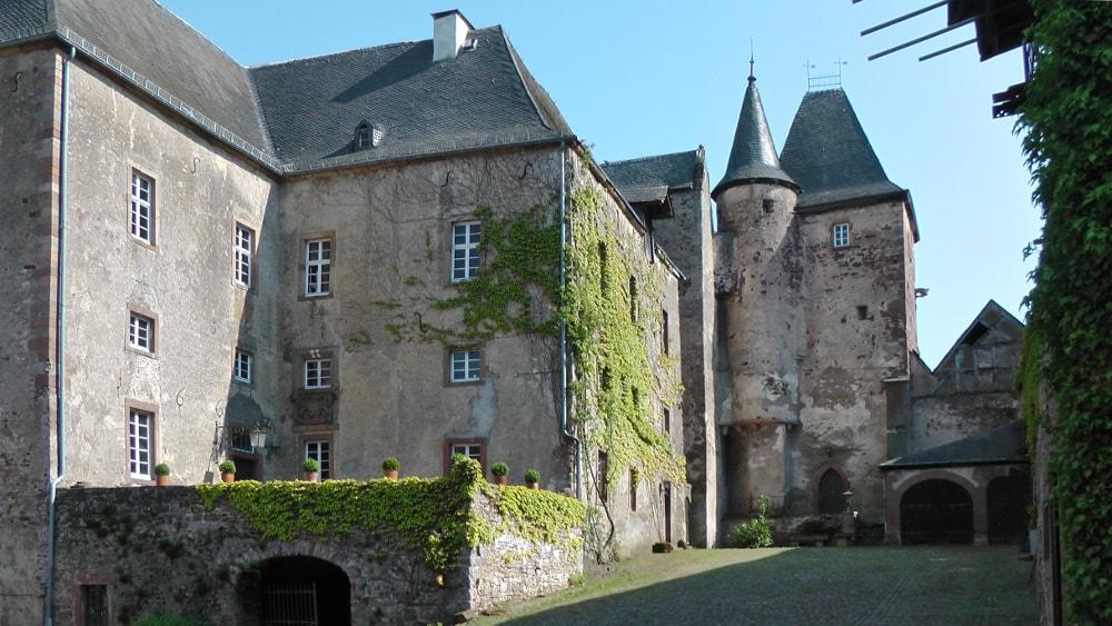 lissingen castle