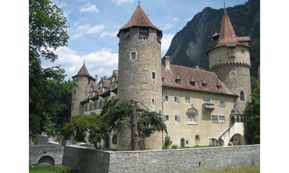 marschlins castle