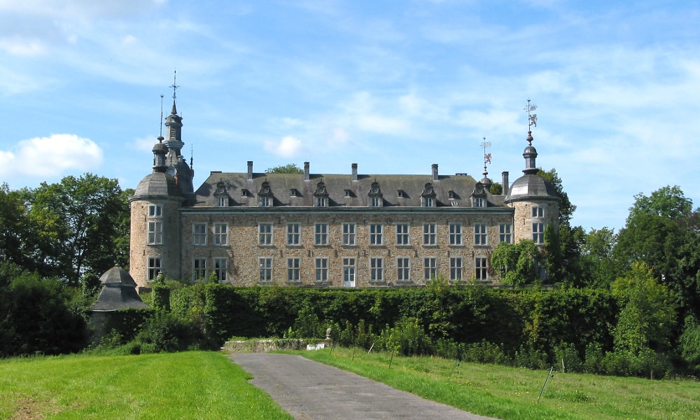 mirwart castle