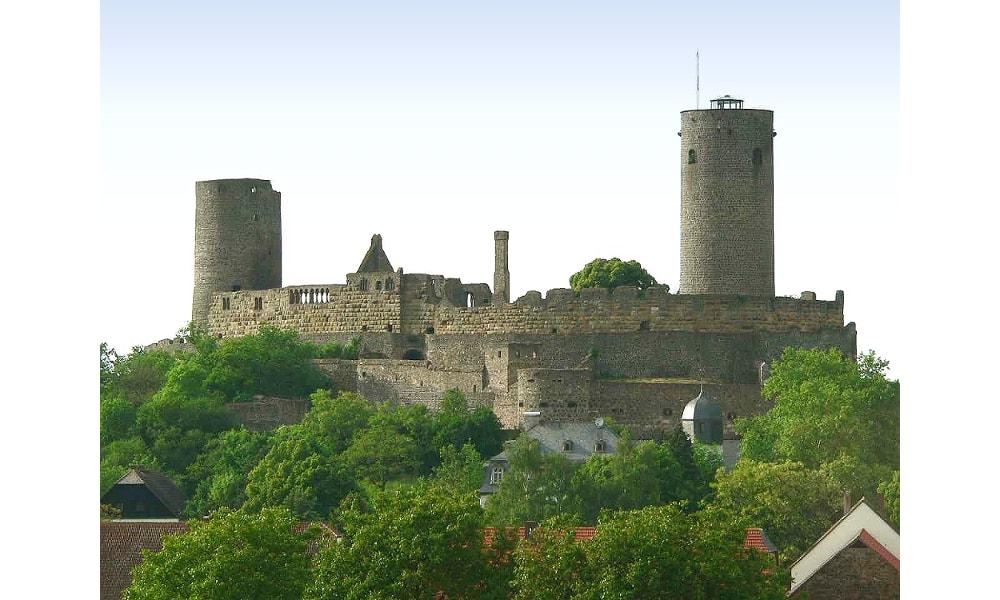 munzenberg castle