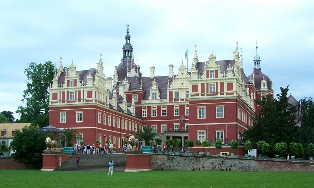 muskau castle