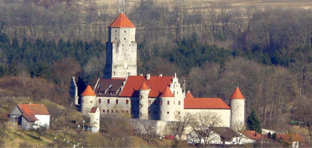 niederalfingen castle