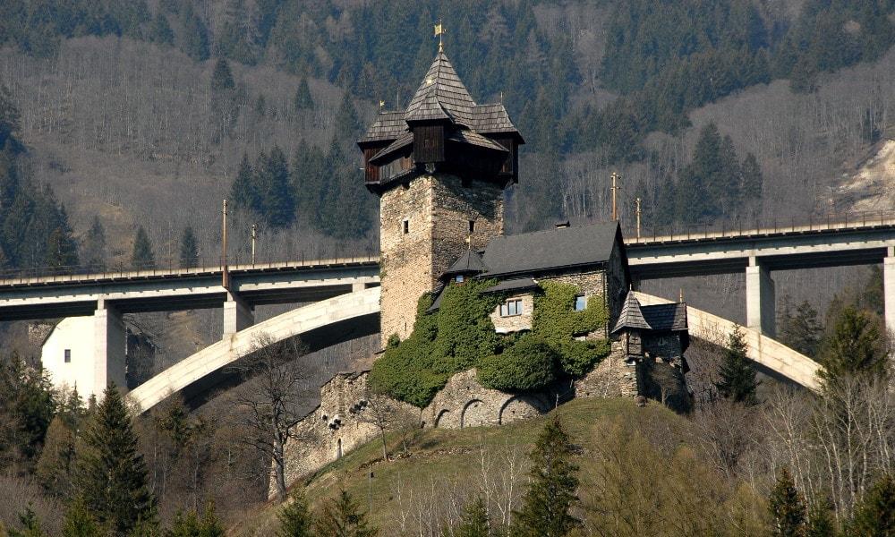 niederfalkenstein castle
