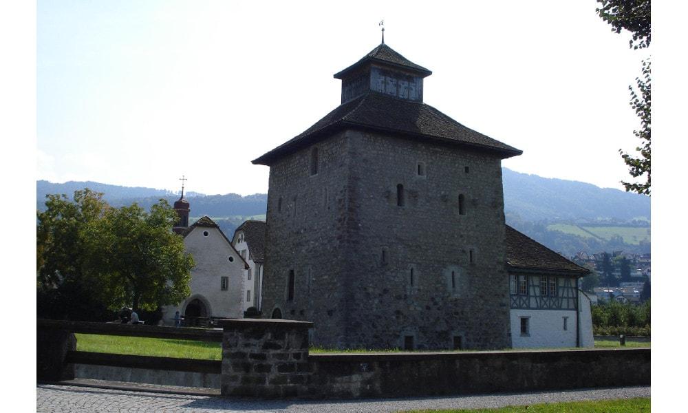 pfaffikon castle