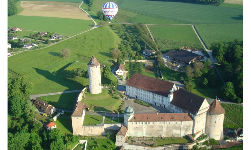 porrentruy castle