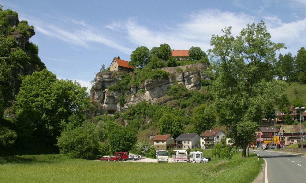 pottenstein castle