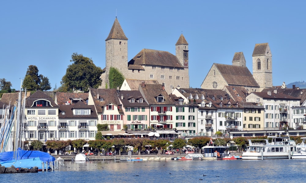 rapperswil castle