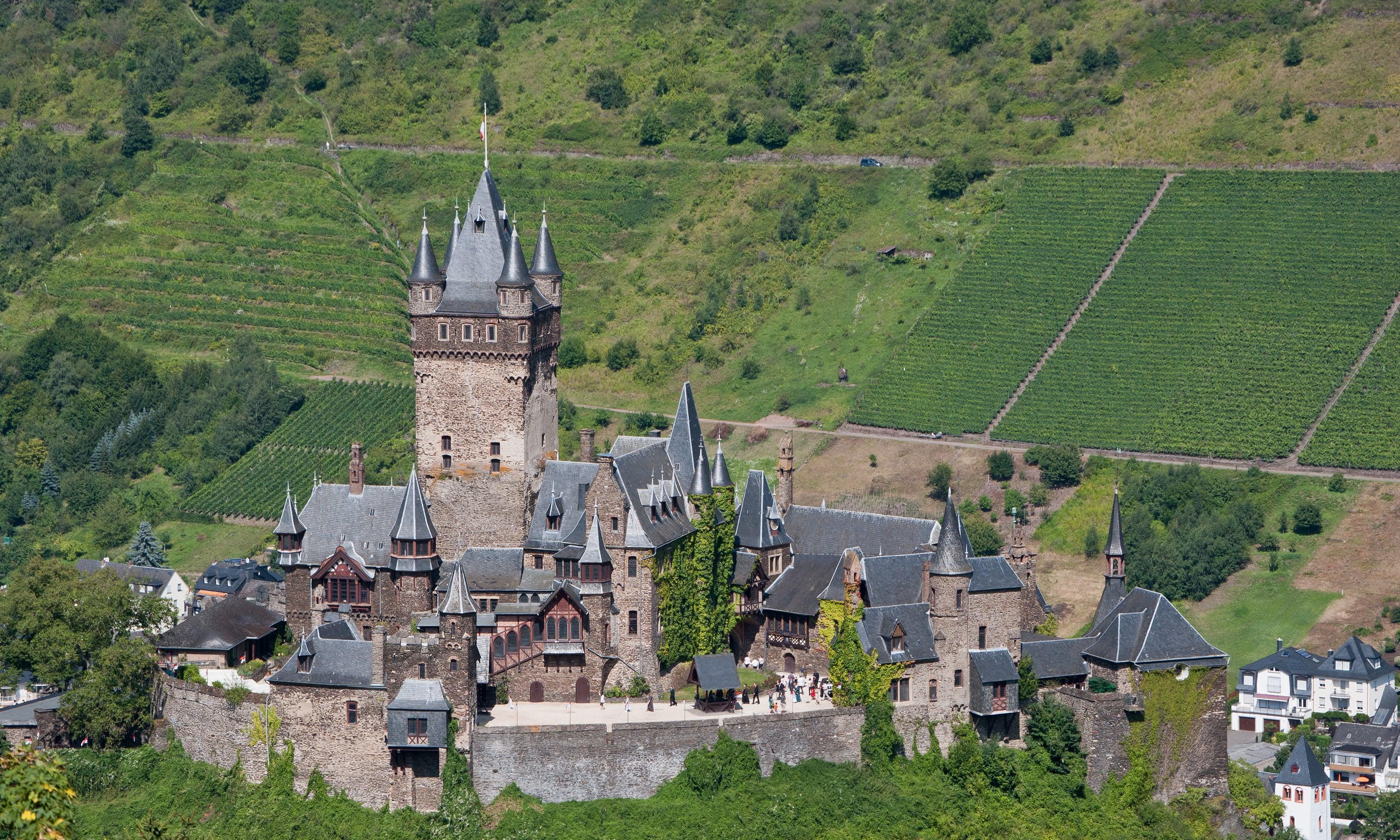 reichsburg cochem castle