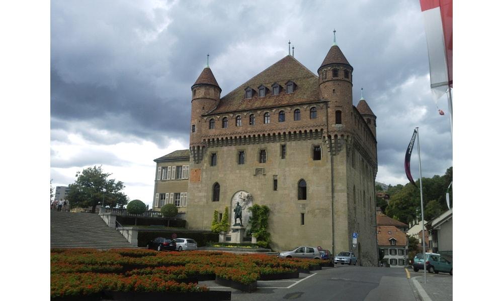 saint maire castle