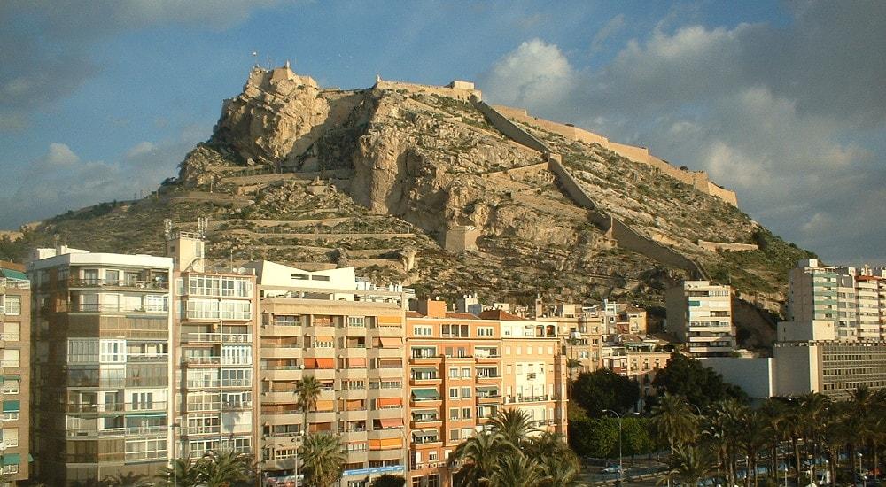 santa barbara castle
