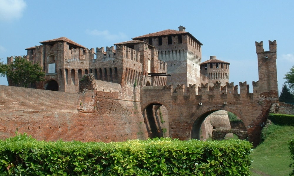 soncino's castle