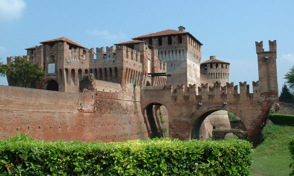 soncino's castle