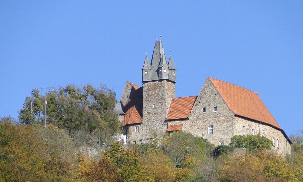 spangenberg castle