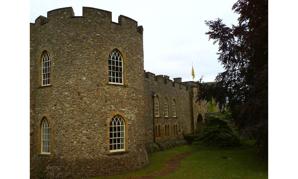 taunton castle