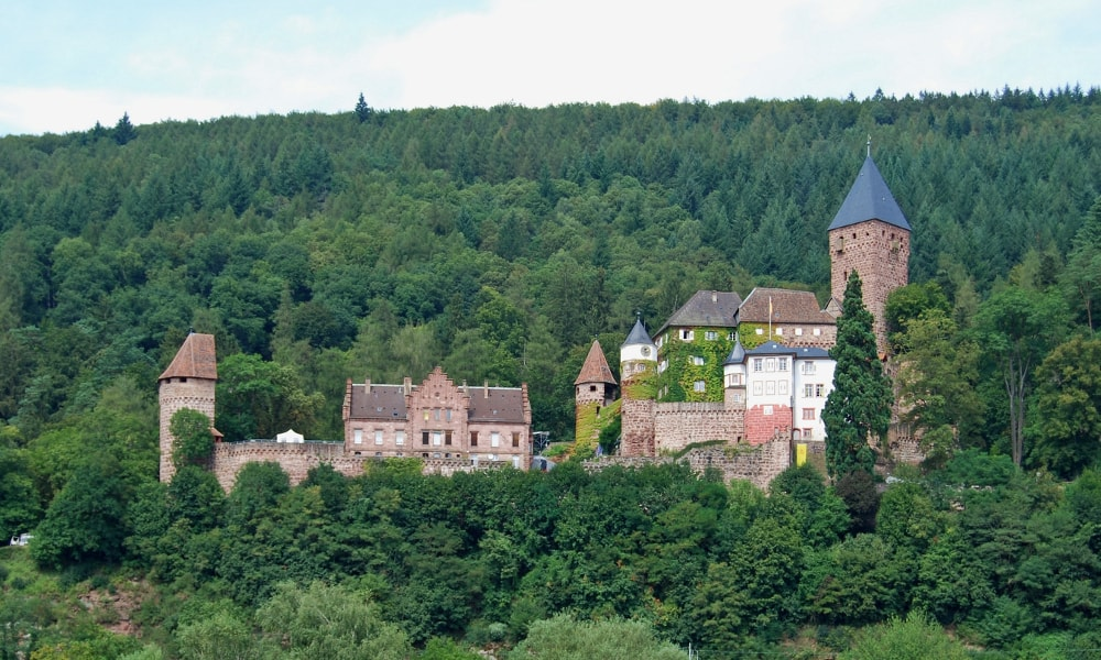 zwingenberg castle