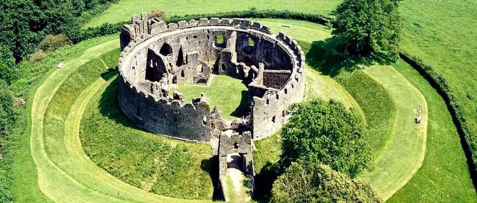 Stone Castles, the Great Evolution in Castle Design