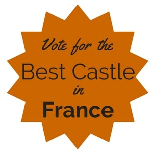 Vote for the best castle in France