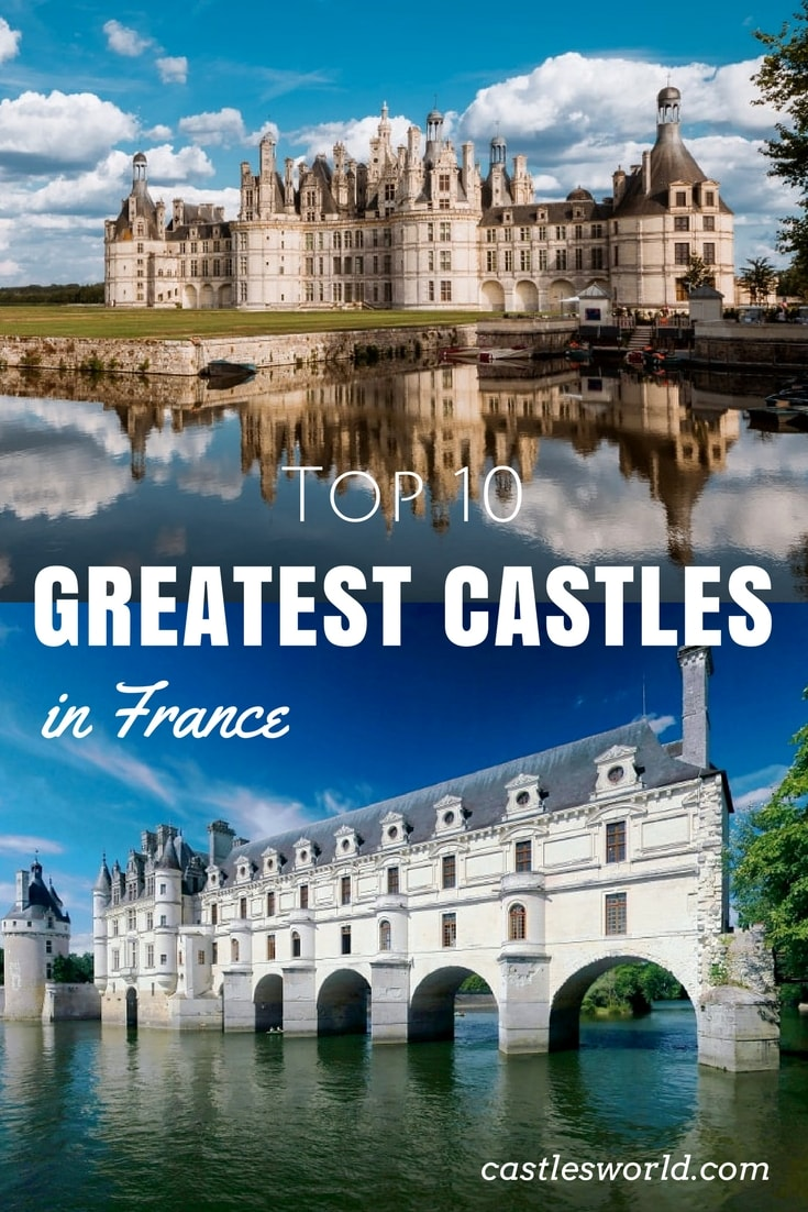 A great number of picturesque castles and fortified towns with rich histories can be found throughout France.  Check out ten of the most beautiful of these architectural wonders plus a superb video presentation of these castles that are just waiting to be discovered by travelers.