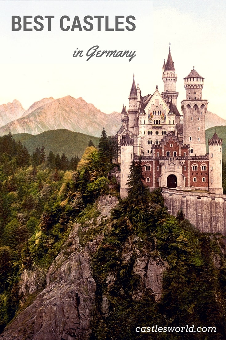 Germany is famous for its castles, with their pasts filled with knights, dukes and holy wars. Fairy tale castles that sit atop high mountains, medieval wonders or magnificent structures built to protect towns or just pleasure some kings, Germany has it all