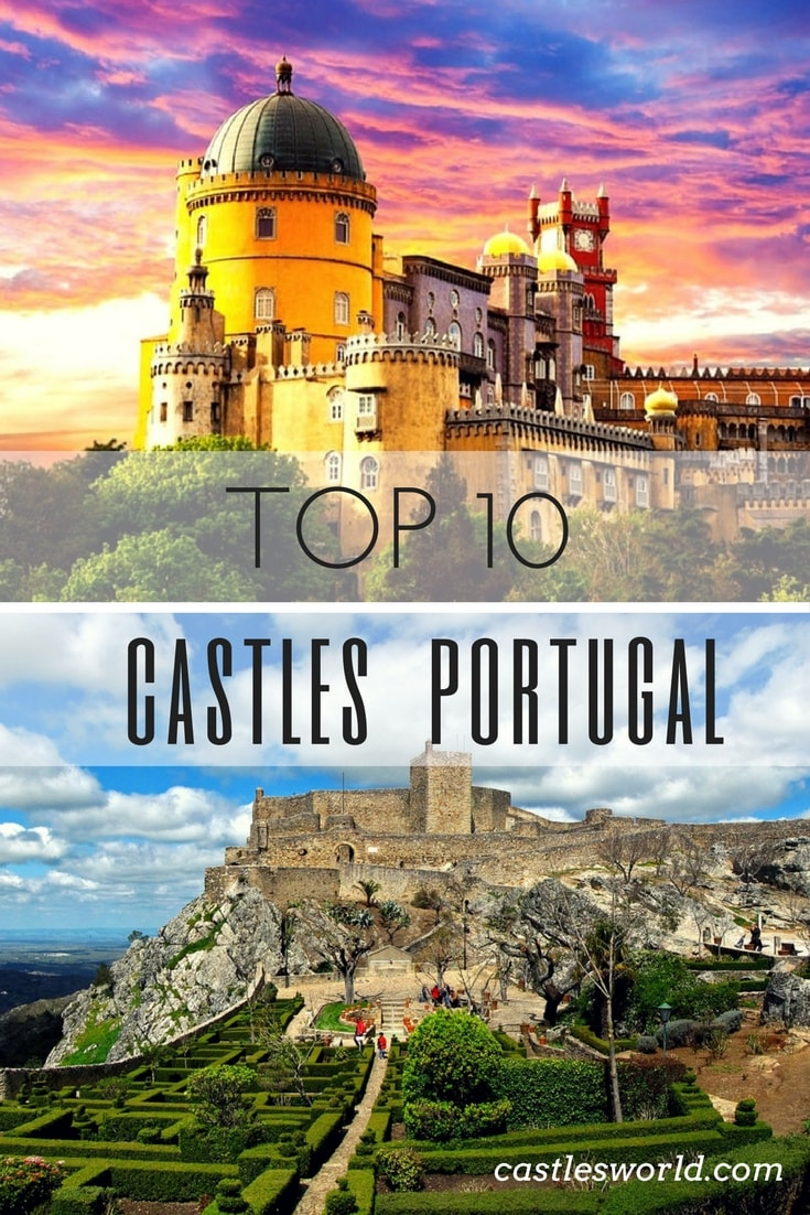 Portuguese castles comprise an important part of the vast historical heritage of the country. Many of them were built over a millennium ago by the Moors, while others were constructed between the 12th and 15th centuries to defend the country from invasion by the other Iberian kingdoms which later formed Spain. Here are the most beautiful.